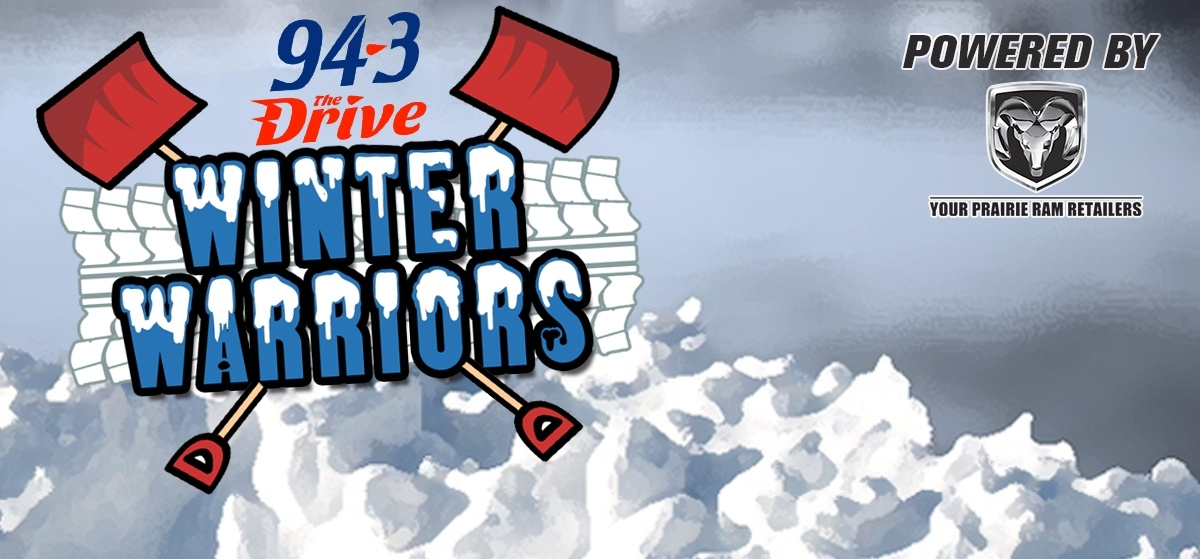 94-3 The Drive Winter Warriors!